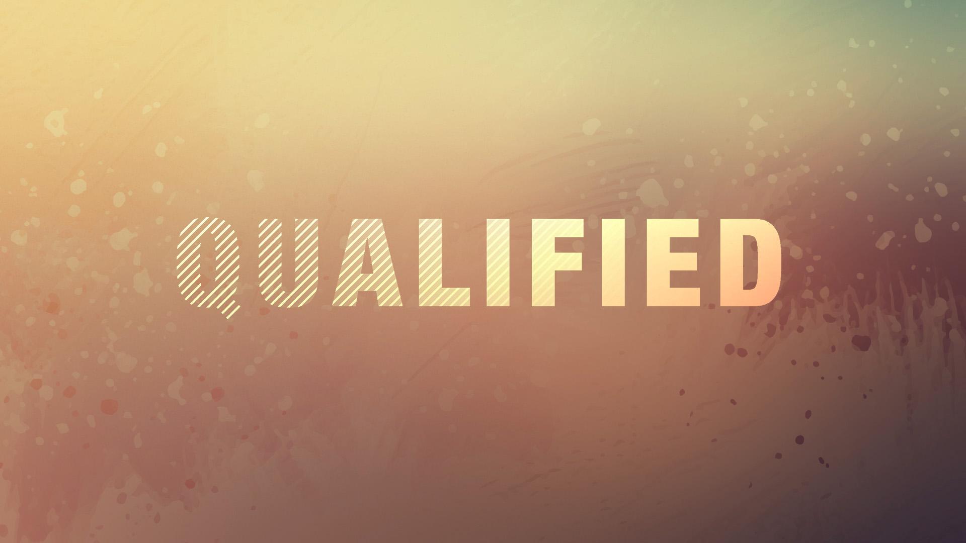 Qualified part 1