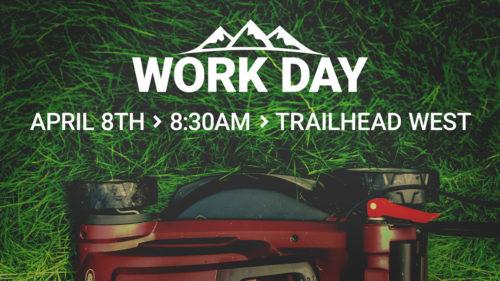Trailhead Work Day