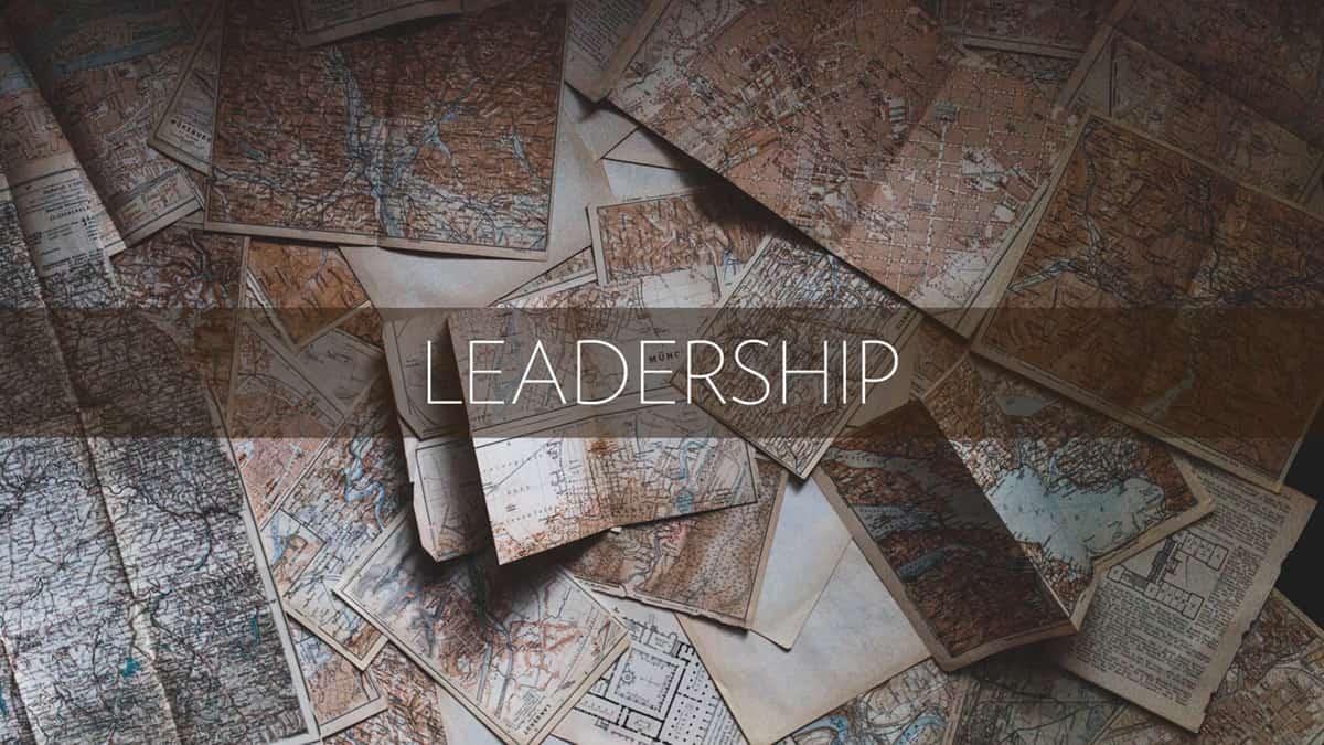 Leadership – Part 1