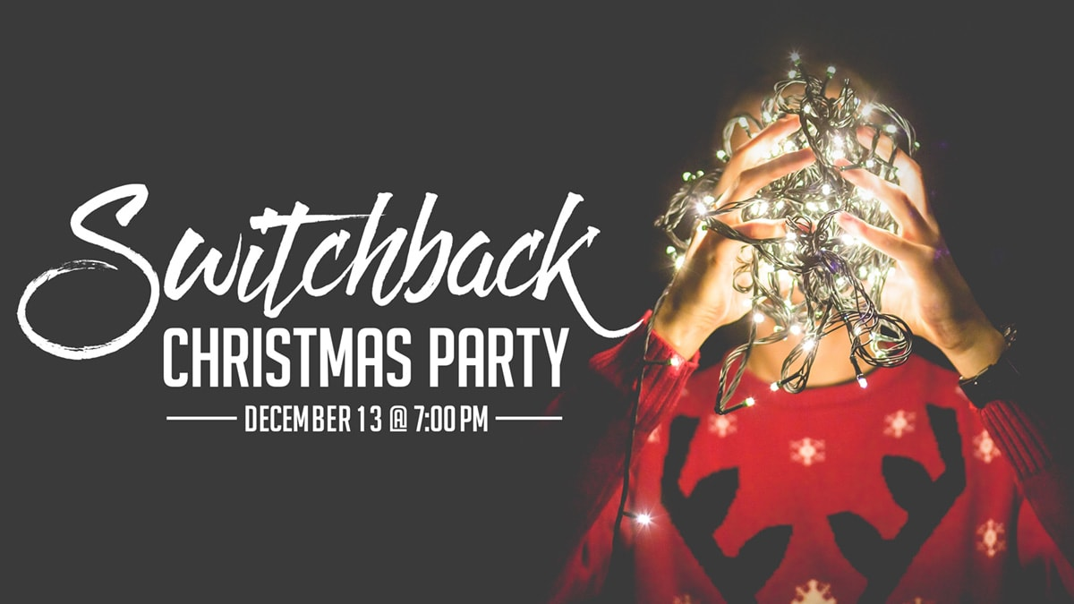 Switchback Christmas Party