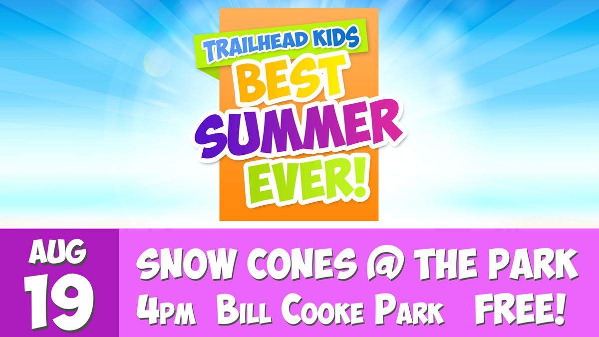 Snow Cones at the Park