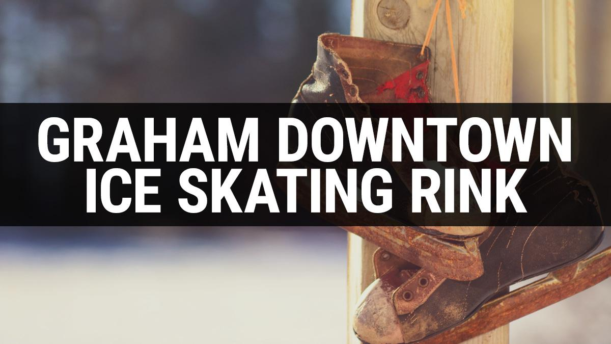 Downtown Graham Ice Rink
