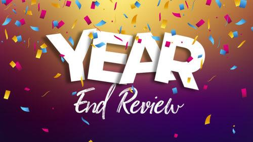 Year End Review