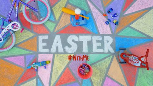 Easter #WithMe