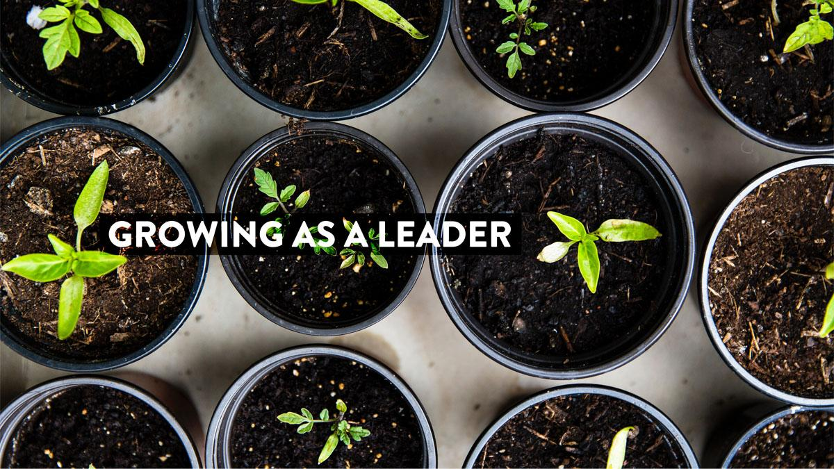 Growing as a Leader – Part Two